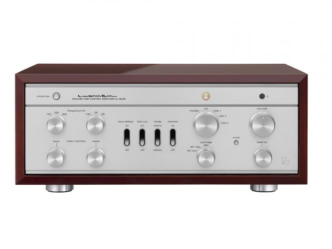 Luxman CL-38uSE and MQ-88uSE