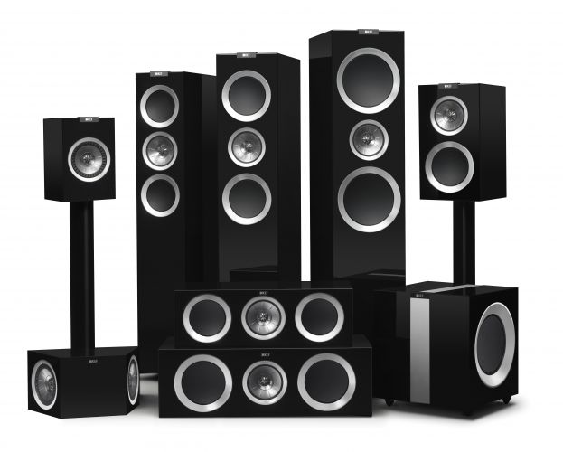 KEF Launches All-New R Series Speaker Range