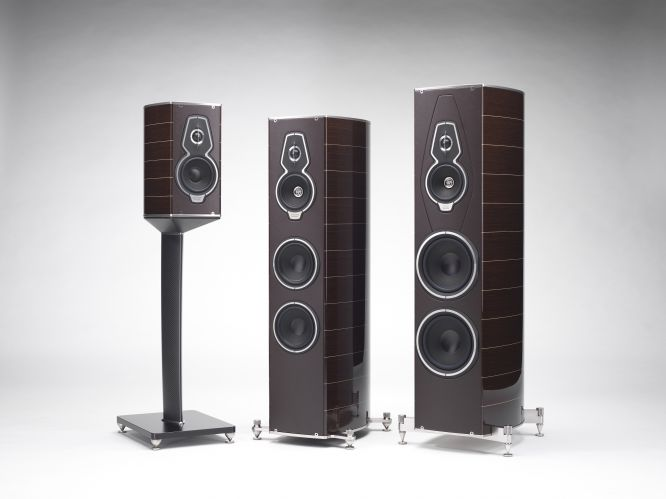 Sonus faber Homage Tradition Collection
