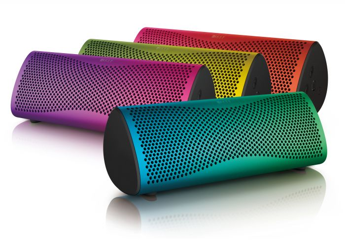 KEF MUO: new Limited Edition released worldwide in four stunning new 'colour-gradient' finishes