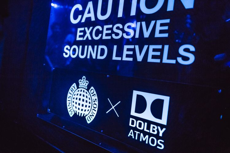 Ministry of Sound Presents: Audio Rehab (Featuring Mark Radford) in Dolby Atmos