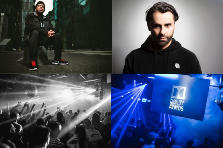 Ministry of Sound presents:   Kerri Chandler and Yousef  in Dolby Atmos