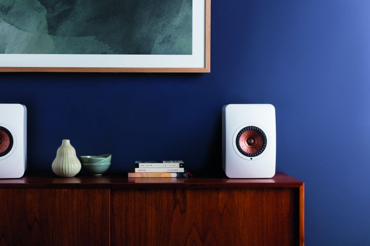 Improving on greatness: KEF introduces LS50 Wireless