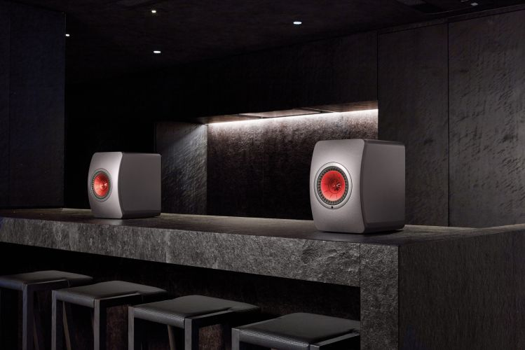 KEF announces TIDAL functionality on LS50 Wireless