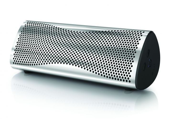 KEF launches lustrous MUO Metal wireless speaker exclusively at Harrods
