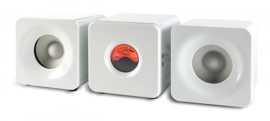Meters Music introduces the Meters Cubed wireless speaker system